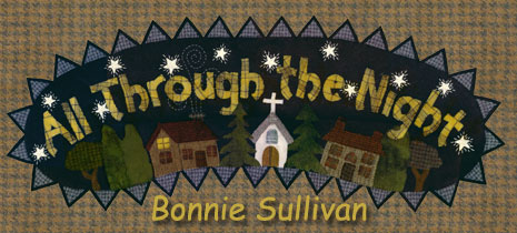 All Through the Night ~ Bonnie Sullivan